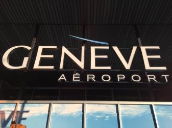 Naette aeroport geneve